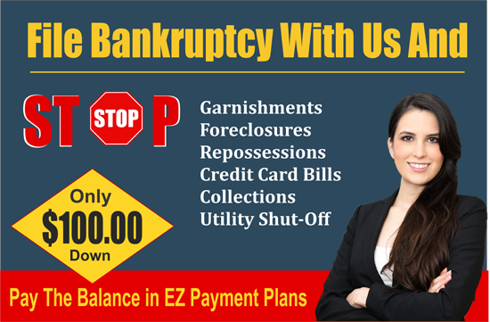 $499 Bankruptcy Lawyers in Detroit